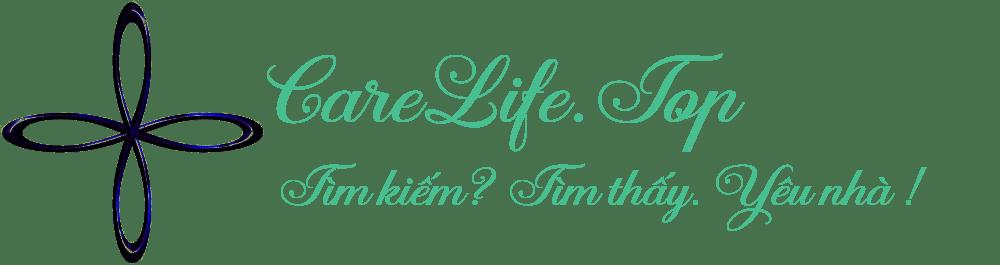 Bất động sản CareLife.Top Logo & Slogan