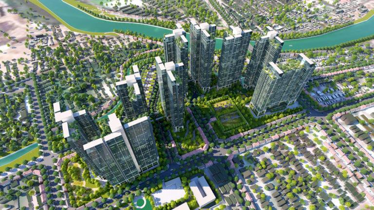 Căn hộ Sunshine City Sài Gòn Quận 7 CareLife.Top