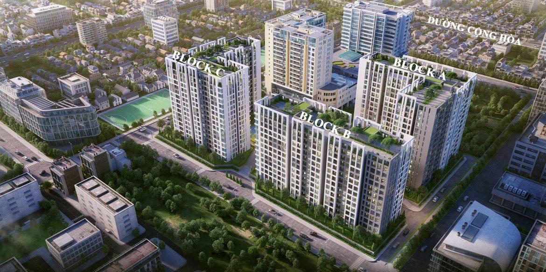 Căn hộ Cộng Hòa Garden quận Tân Bình