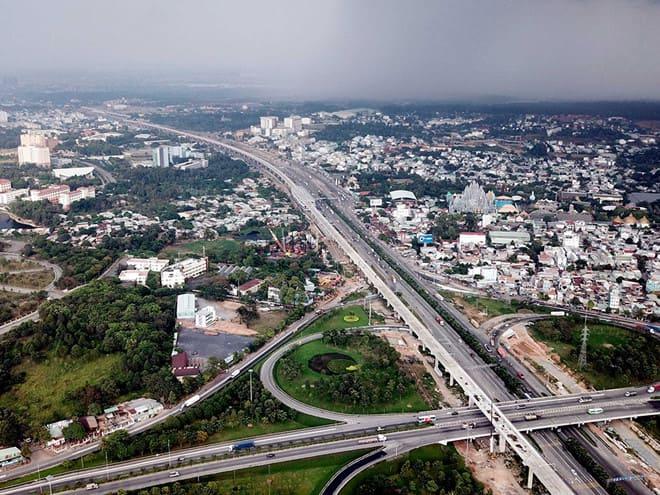 Khu vực Q.9 nằm trong quy hoạch phát triển khu đô thị sáng tạo