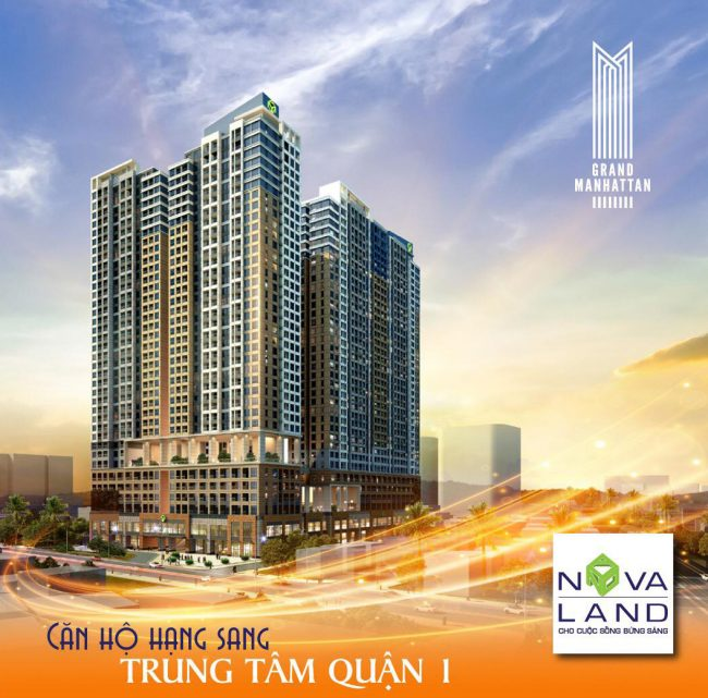 Dự án The Grand Manhattan quận 1