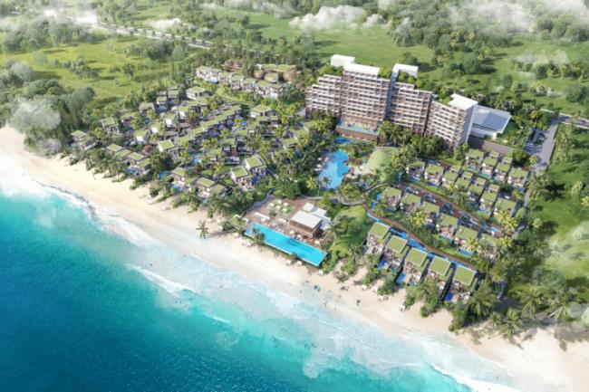 Dự án bất động sản Hyatt Regency Ho Tram Residences Vũng Tàu