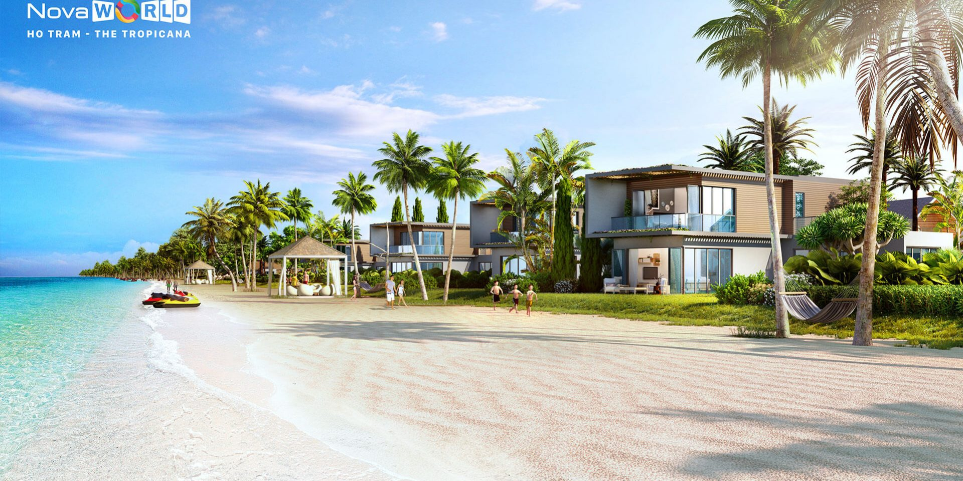 Dự án bất động sản nghỉ dưỡng NovaWorld Hồ Tràm