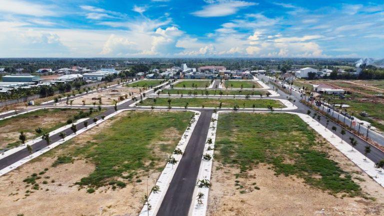 Dự án bất động sản nhà phố Vietuc Varea Bến Lức Long An